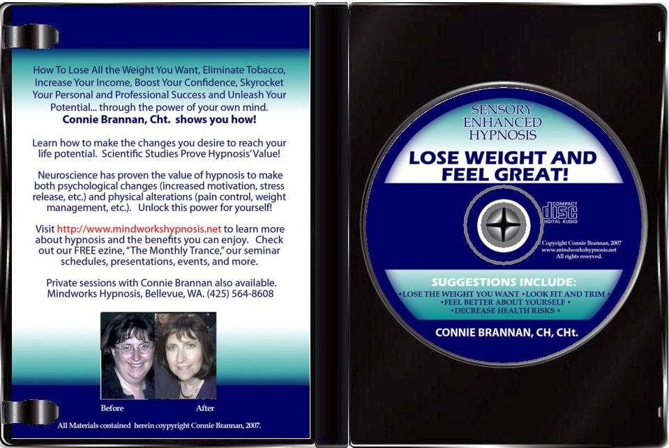 Relaxing Hypnosis Audio CDs help you make your positive changes.