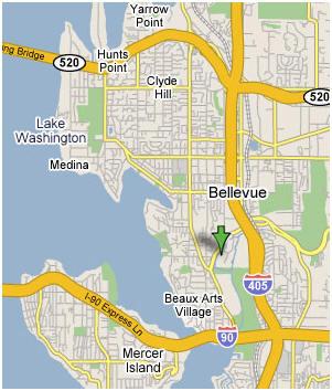 1601 114th Avenue SE, #103, Bellevue, WA  98004