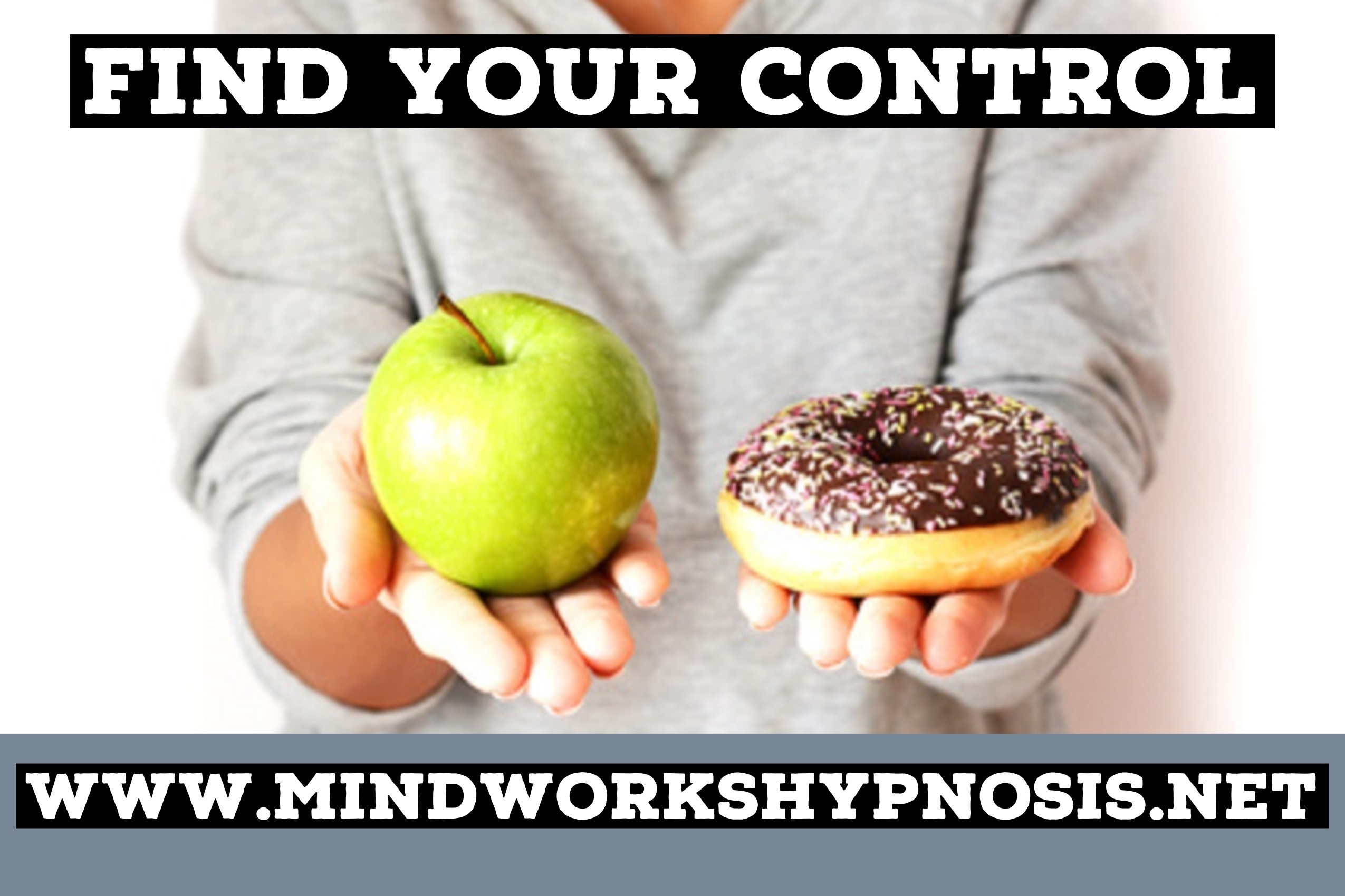 Find Your control with Mindworks Hypnosis & NLP