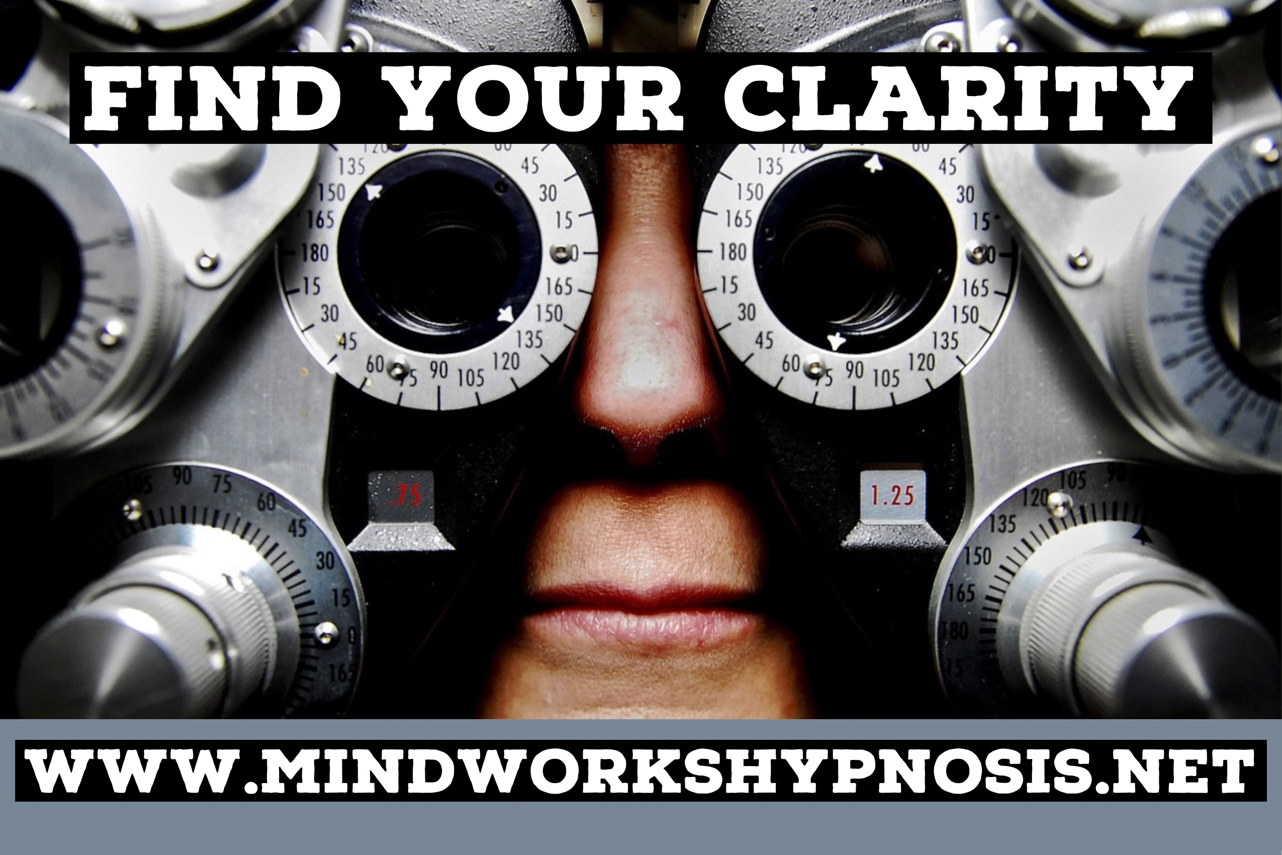 Find Your Clarity with Mindworks Hypnosis & NLP