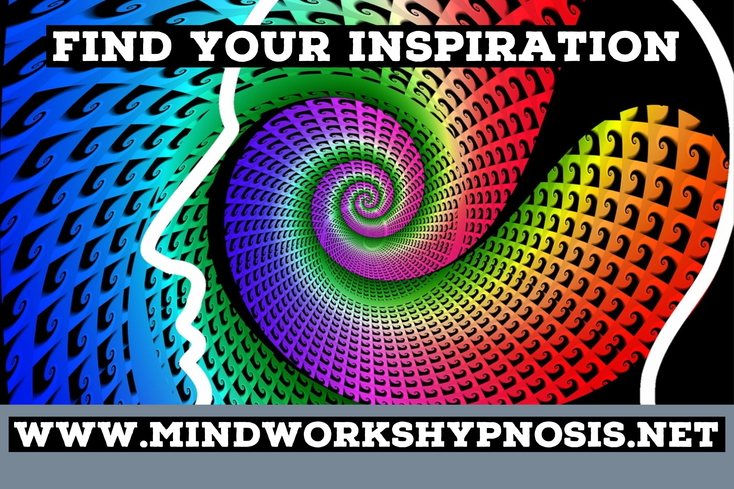 Find Your Inspiration, Creativity and Ideas. hypnosis opens the door.