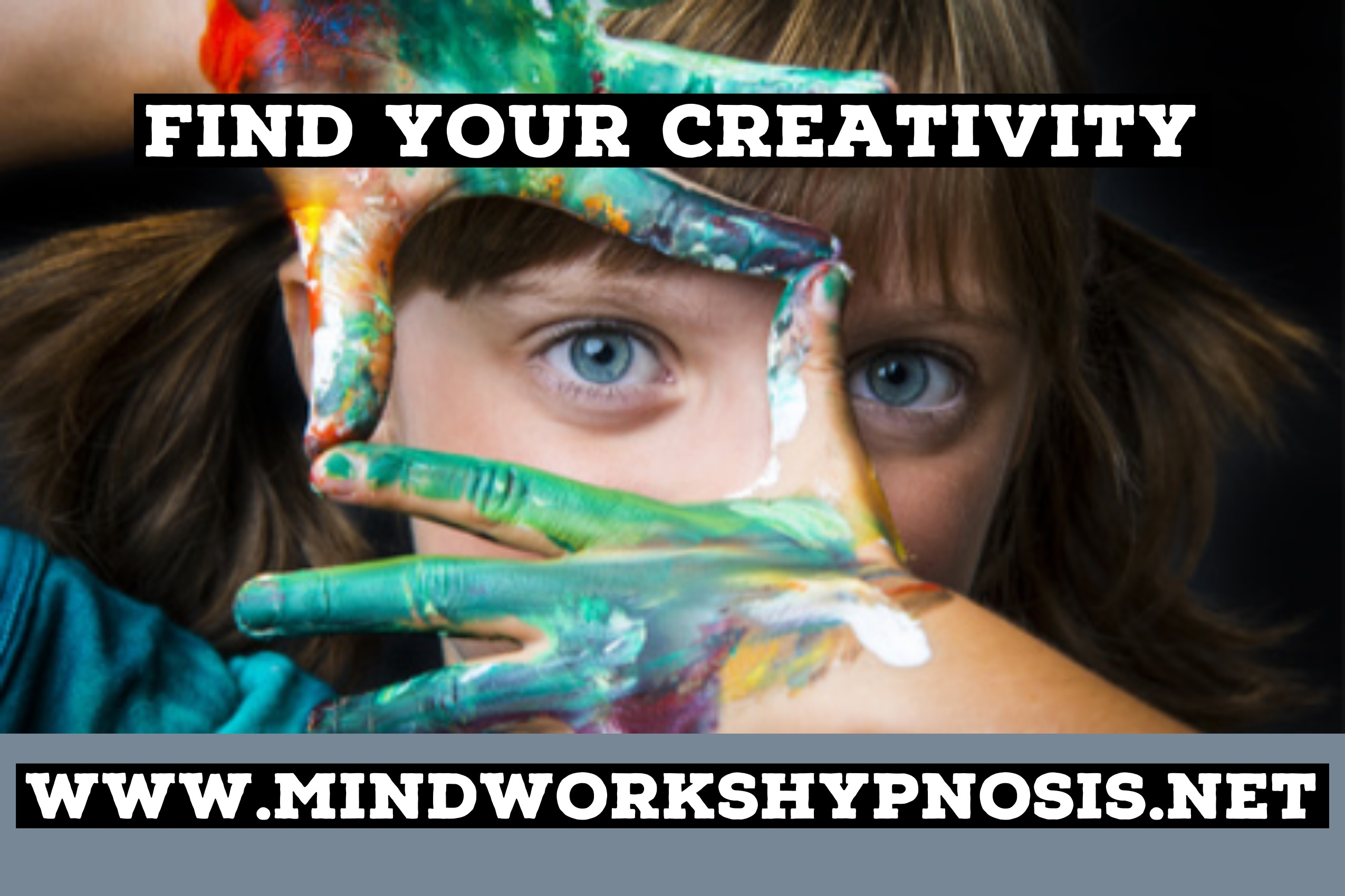 Find Your Creativity with Mindworks Hypnosis & NLP