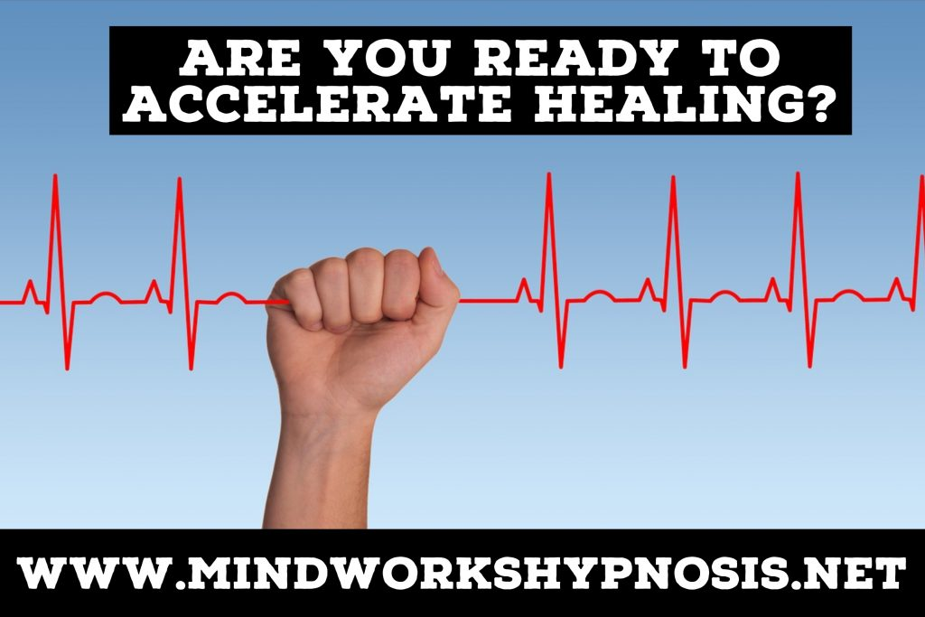 Are you ready for fast healing?
