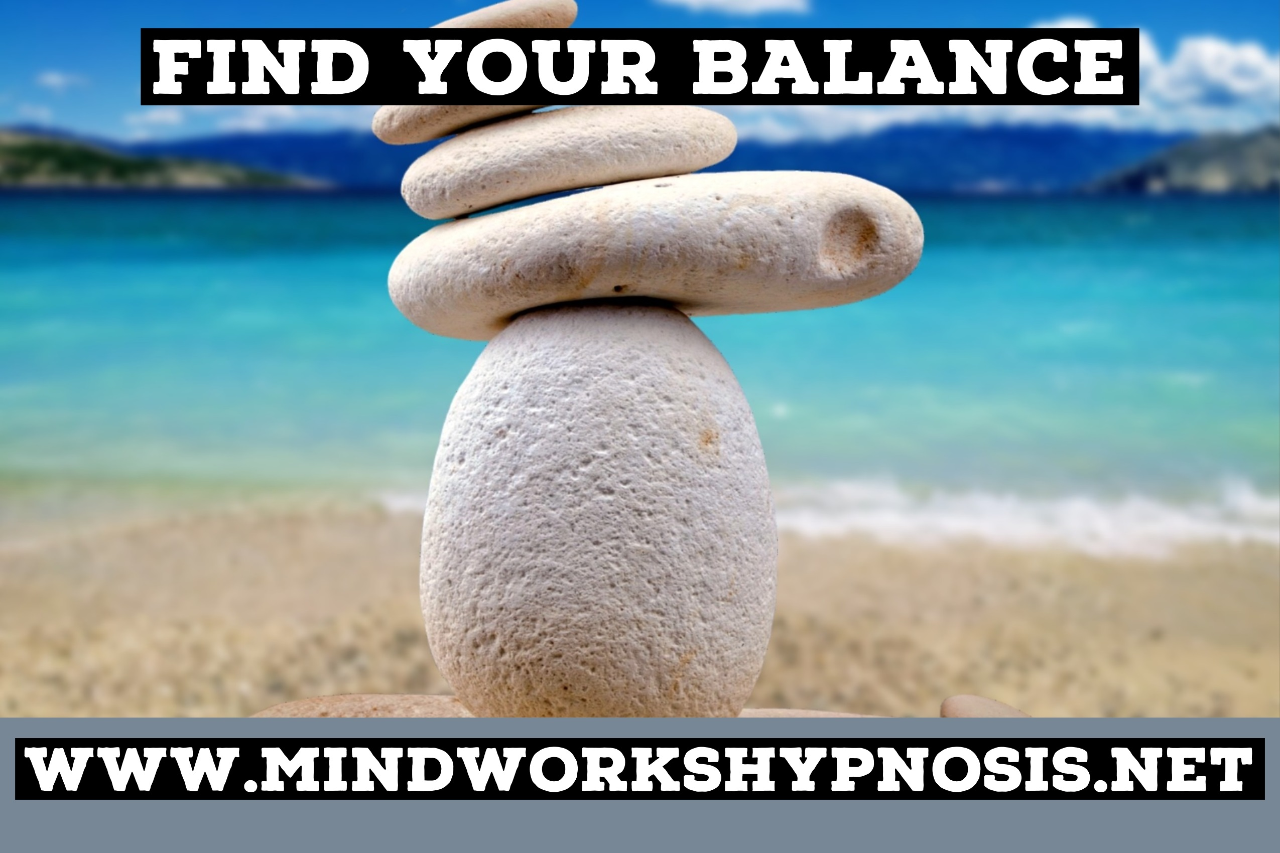 Find your life balance with skilled Mindworks Hypnosis & NLP.
