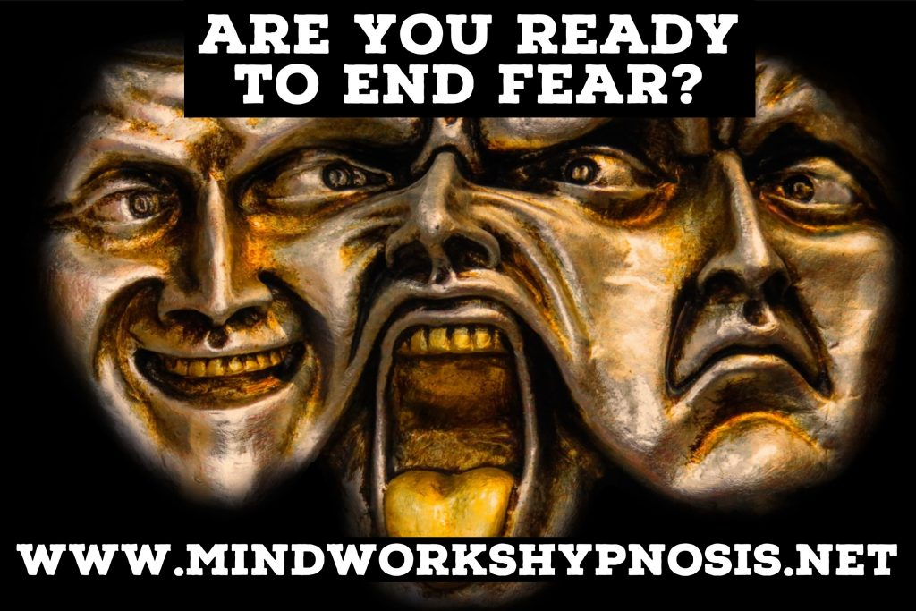 Are you ready to end your fear?