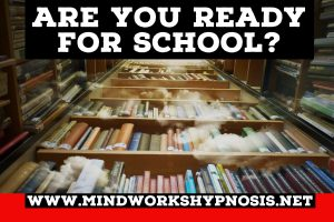 Are You Ready for School? Back to School with enhanced memory & learning skills.